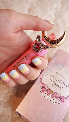 sailor moon miracle romance moon stick lipstick ♡