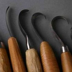 Woodworking Tools How to sharpen a hook knife for spooncarving, simple instructions to get a razor sharp knife with cheap simple tools. - How to sharpen a hook knife for spooncarving, simple instructions to get a razor sharp knife with cheap simple tools.