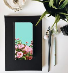 'Blissful' Phone Wallet Cases @casetify #casetify #phonecases #accessories