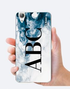funda-mármol-island Custom Cases, Phone Cases, See Through, Mobile Cases, Blue Nails, Display, Backgrounds, Phone Case