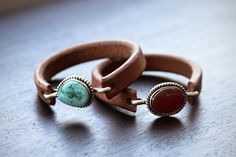 Handmade Leather Jewelry Ideas