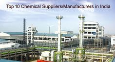 Top 10 Chemical Suppliers/Manufacturers in India