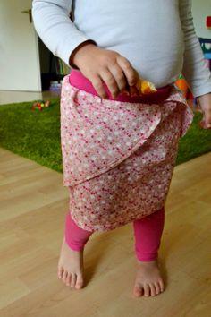 Making skirts without patterns