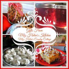 Gifts From Miz Helen's Kitchen 2016 at Miz Helen's Country Cottage