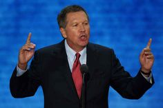 John Kasich The Reaction John Kasich Got For Accepting Gay Marriage Shows How Far The GOP 688 John Kasich, Bernie Sanders For President, Religion And Politics, World Economic Forum, Pope Francis, Republican Party, Supreme Court, Mental Illness, Prison