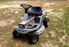 My Pimped Out Lawnmower Is Now For Sale Lawn Mower Craftsman Riding Lawn Mower Funny Craigslist Ads