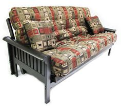 full size 10 inch futon mattress   futons colors and places  rh   pinterest