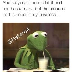 Kermit Aintnoneofmybusiness memes (26)