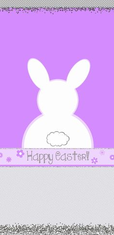♡NOTE8LOVE Happy Easter Wallpaper, Holiday Wallpaper, Cute Wallpapers, Wallpaper Backgrounds, Iphone Wallpapers, Easter Bunny Pictures, About Easter, Locked Wallpaper, Clip Art