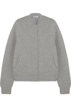 T BY ALEXANDER WANG Neoprene varsity jacket £207.38 http://www.theoutnet.com/products/584321