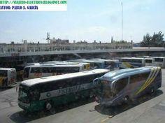 Autobuses Estrella Blanca en Puebla