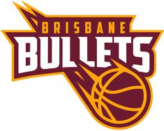 Brisbane  Bullets Primary Logo (2017) -