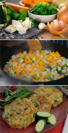 Omelet with Vegetables recipe | Food recipes for all