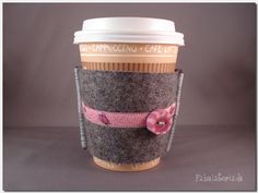 cuff for the coffee-to-go cup