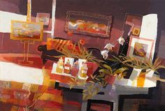 Hazel Nagl - Studio