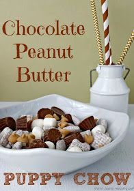 Iowa Mom: Peanut Butter Cup Puppy Chow Recipe + $50 Target Gift Card Giveaway