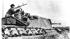 Crew of Panther using mounted MG 34 as Anti-Aircraft Gun #normandy #poland #wwii #military #history #suomi #finnland #snp #militaryhistory #tank #warthunder #panzerschreck #ukraine #ussr #russia #wehrmacht #luftwaffe #kriegsmarine #ss #waffenss #award #medal #german #germany #deutsch #deutschland #camo #army #panzer FOLLOW THE CREW @_grossdeutschland_ @armor.of.ww2 @ww2.germanstuff @german.ww2.history @hugues_ens @german_ww2_page @german_wars_page