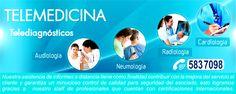 Servicio de Telemedicina: Radiología, cardiología, audiología, neumología, basados en el sistema de almacenamiento en la nube. Es de nuestro mayor interés crear alianzas comerciales y estratégicas, para optimizar sus resultados reduciendo tiempo y costo.   https://www.facebook.com/TelemedicinaSanAgustin/photos/a.489208297766709.109470.489206467766892/801022146585321/?type=1&theater