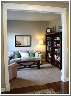 THE CHARMING NEST: DIY Door Casings…the easy way.