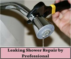 Leaking shower is a common problem faced by every home-owner. Here you will find solution to avoid leaking shower problem.