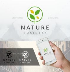 Buy Nature Circle Leaf Logo by BossTwinsArt on GraphicRiver. You can change text and colors very easy using the named and organ. Graphic Design Trends, Best Logo Design, Logo Design Template, Logo Templates, Coin Logo, App Background, Agriculture Logo, Bi Fold Brochure, Leaf Logo