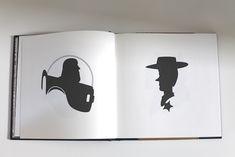 Sneak Peek: Silhouettes From Popular Culture by Olly Moss - My Modern Metropolis