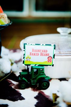 Down on the Farm/All About Tractors Birthday Party Ideas | Photo 1 of 296 | Catch My Party