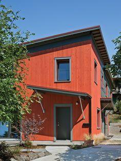Dan Whitmore's Passivhaus in Seattle