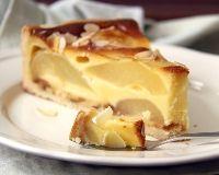 Gâteau fondant aux poires ajouté