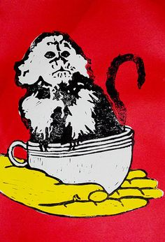 Hasse Bøs Trosby: have a cup of monkey