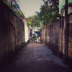 hẻm Sài Gòn.