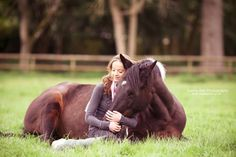 Girls + Horses = LOVE