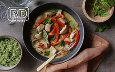 30-Minute Thai Coconut Chicken Curry