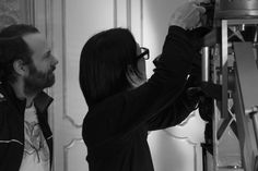 hair stylist: Pier Giuseppe Moroni - director: Mote Sinabel Aoki