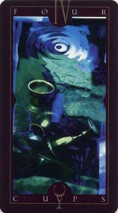 IV of Cups, Vertigo Tarot