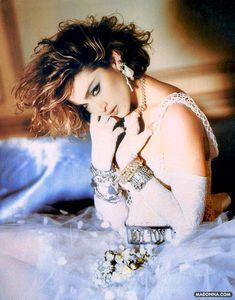 "Madonna ""Like a Virgin"" Album Photoshoot - madonna Photo"