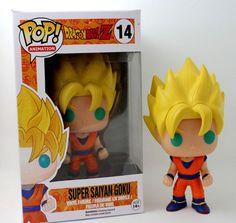 Td Zw 10Cm Funko Pop Mini Dragon Ball Z Action Figures Son Goku Piccolo Frieza Vegeta Vinyl Pvc Collectible Model Toy Gift