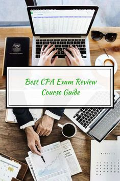 Detailed guide highlighting the best CPA exam study materials and prep course providers. The article highlights program options and costs for each provider. Accounting Career, Financial Analyst, Career Advice, Career Path, Cpa Review, Cpa Exam, Exams Tips, Exam Study