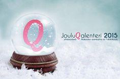Joulukalenteri Snow Globes, Home Decor, Decoration Home, Room Decor, Home Interior Design, Home Decoration, Interior Design