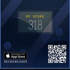 I scored 318 in #HIGHERHIGHER https://itunes.apple.com/us/app/id1141304181