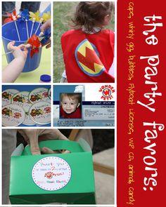 Moo Moo's & Tutus: Noah's Wonder Pets Birthday Party
