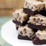 Buns In My Oven Cookie Dough Brownies — Buns In My Oven