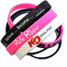 different types of wrist bands