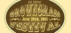 4th Annual BrownGrass Festival in Rabbit Hash Saturday!