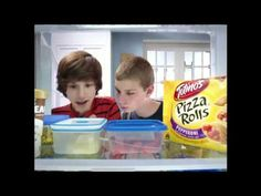 Totino's Pizza Rolls Commercial - Mom, Two Kids, Freezer Superbowl Tv, Totinos Pizza Rolls, Funny Commercials, All Languages, Tv Ads, Freezer, Acting, Teen, Lol