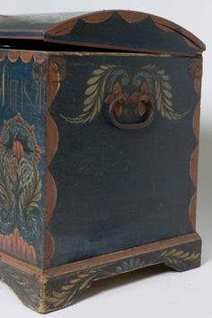 DigitaltMuseum - Kiste Sor Trondelag