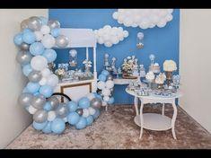 Produção de Festa Infantil - Tema Balões / Balloons - YouTube