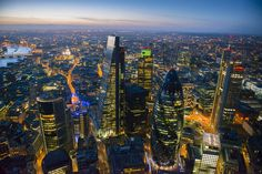London and the U.K. From Above - In Focus - The Atlantic