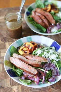 Grilled Peach And Cucumber Salsa Recipe — Dishmaps