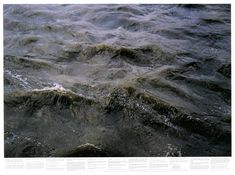 Roni Horn, Still Water (The River Thames, for Example)